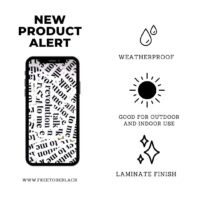 Weather Proof Stickers